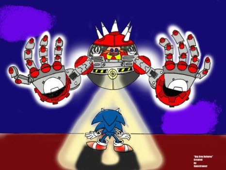 Big Arm Returns by Sonictrainer