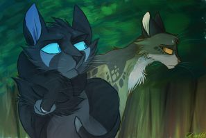 I Hope You're Happy by Graystripe64