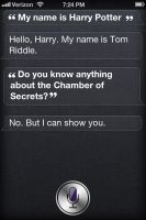 Siri is Voldemort by buddygirl1004
