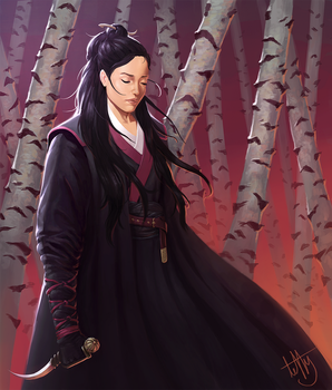 The Assassin by Teffles