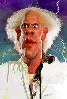 Christopher Lloyd by wooden-horse