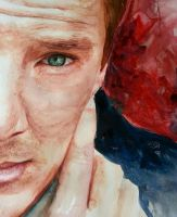 Benedict Cumberbatch Commission (snippet) by IsabelleMaria