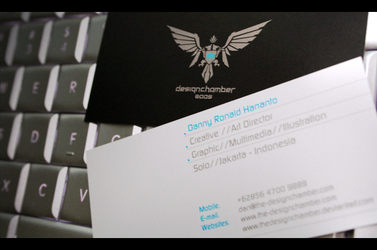 TDC 08_Business Card by thedesignchamber