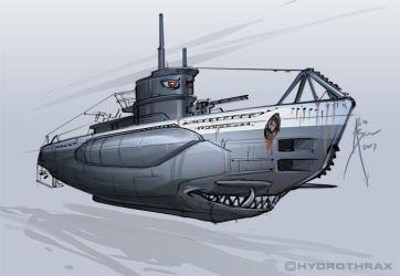 Das Boot by Hydrothrax