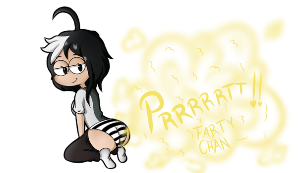 New! :FartyChan! by BurpyChan
