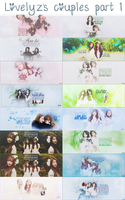 [Share PSD] Lovelyz's Couple by SayukiSakitori