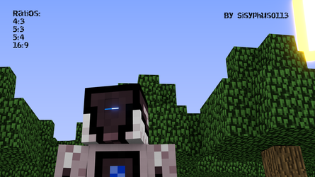 Me surviving in Minecraft by sisyphus0113
