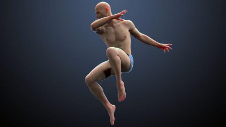 Male Pose Reference by inspiring-references