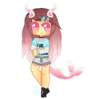 [c] - Kyaklutz [mary Chibi] by hello-planet-chan