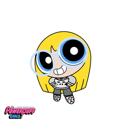 Me as a Powerpuff Girl by msalliecat