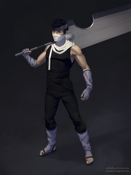 Zabuza by amifluffy