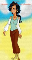Disney Kids - Keturah by Yahiko-chan