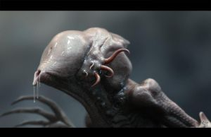 Alien Giger by chalian54