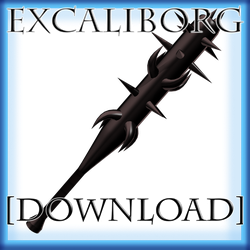 [Anime][Excaliborg] Download by Metra-Philia