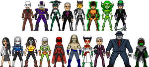 NAC: Iron Bat's Foes- Part I by Red-Rum-18