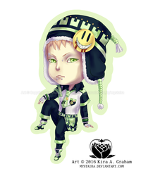 Noiz-chibi by Mystaira