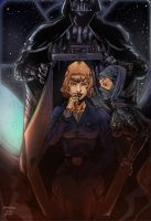 DARK LADY OF THE SITH 1 by AJthe90skid