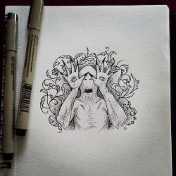 Pan's labyrinth by MrsPopsicle