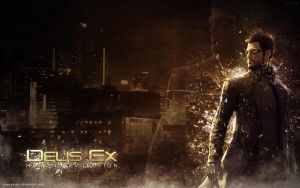 Deus Ex Wallpaper by iEvgeni