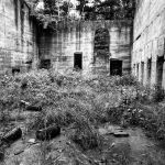 Inside the quarry building 3 by sequential