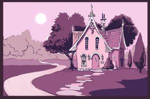Granny's House-Rough by scratchmark