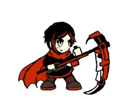 Ruby Rose by 13thprotector