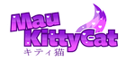 MauKittyCat Logo -REQUEST- (Free) by NuryRush