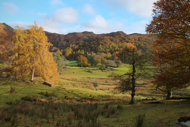 Romantic Landscape Lake District by todaywiththeCJB