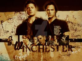 Winchesters by shadows-harlot