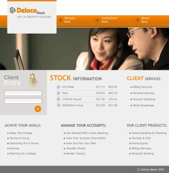 business layout by flamotion