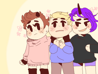 its the boys...thos boys.. by cremerose