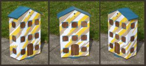 The Bird House, Exterior by Kyle-Lefort
