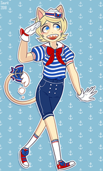 $15 SAILOR ADOPT (CLOSED) by Saurit