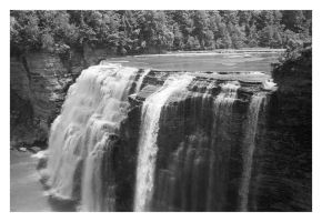 2016-221 Letchworth Middle Falls by pearwood