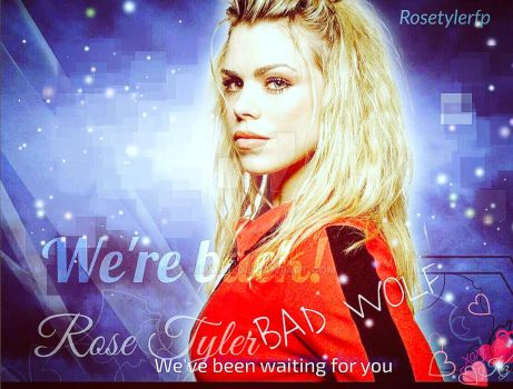 Banner: Rose Tyler (fp) winter by kimmzie
