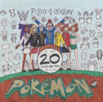 Pokemon's 20th Year