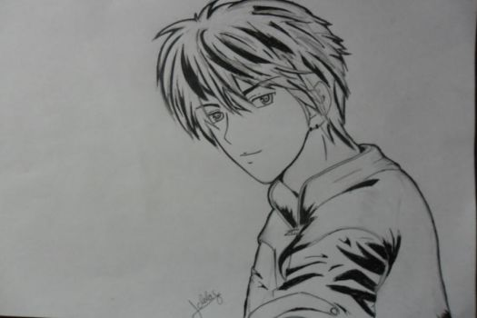 cool anime drawing by xtremeanimefan