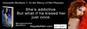 Banner At the Mercy of Her Pleasure (sm) by kayelleallen