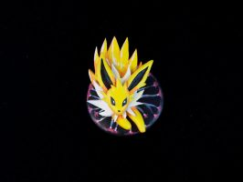 Project Evolution - Jolteon by Gatobob