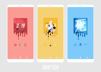 Drifter by juiceboxxxxxx