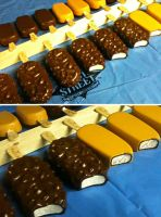 Magnum Bars by TimBakerFX