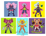 [OPEN] Magical/Monster Girl Adopts by MashimaruHychiha