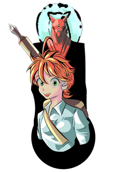 The promised neverland by angelmoon19