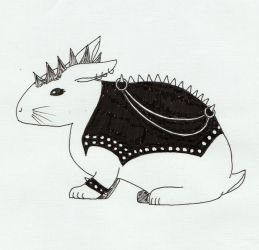 Punky Bunster by Tanager