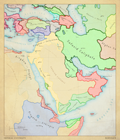 AH Three Kingdoms and the Safavids by Maonsie