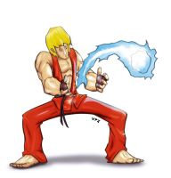 Hadouken gone wrong... by v-p-j