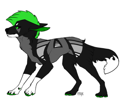 .. Canine OTA (Open) .. by Zaria-The-Wolf