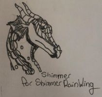 Shimmer (Commission) by AuroratheIceWing