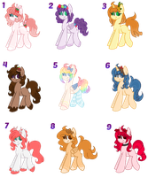 AdoptableSheet #3 OPEN by RainbowKittyy