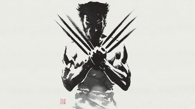 The Wolverine Wallpaper by galapogosian